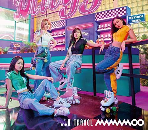 [2021년 2월 3일 발매 예정] 마마무 - TRAVEL -Japan Edition- [첫 한정반B / CD + booklet] (특전 : 메가 자케 포함)