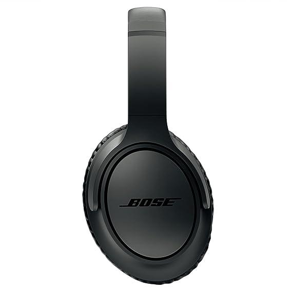 b87e189f719 Amazon.com: Bose SoundTrue around-ear headphones II - Apple devices,  Charcoal: Home Audio & Theater
