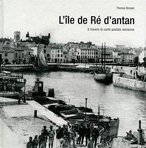 Lile De Ré Dantan Amazoncouk Thomas Brosset