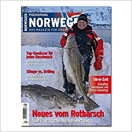 f598eb5a776560 FISCH   FANG Sonderheft Nr. 40  Norwegen Magazin Nr. 10  Das Magazin für  Angeln und Meer  Amazon.de  FISCH   FANG  Bücher