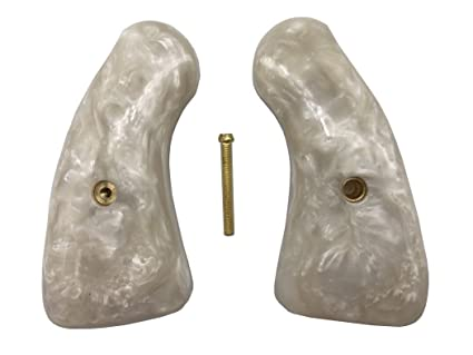 Amazon.com : handicraftgrips COR01## New Colt D Frame Long Square ...