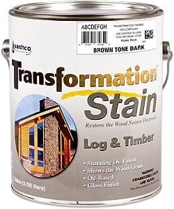 Sashco Transformation Log and Timber Stain