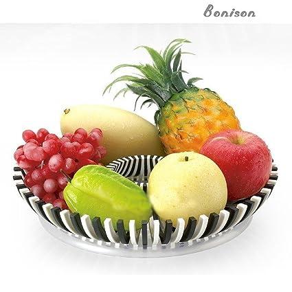 Amazon.com: Boon fruit plates-Shatter Proof Fruit Tray Platter DIY ...