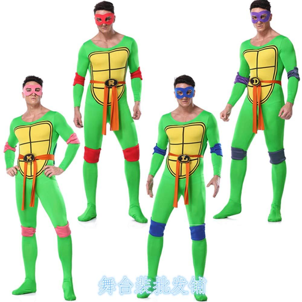 ZSDFGH Disfraz De Tortuga Ninja/Disfraz De Tortuga Ninja ...