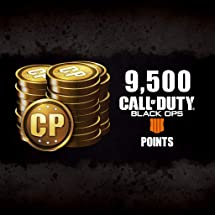 Amazon.com: Call Of Duty: Black Ops 4 - Cod Points 9500 ...