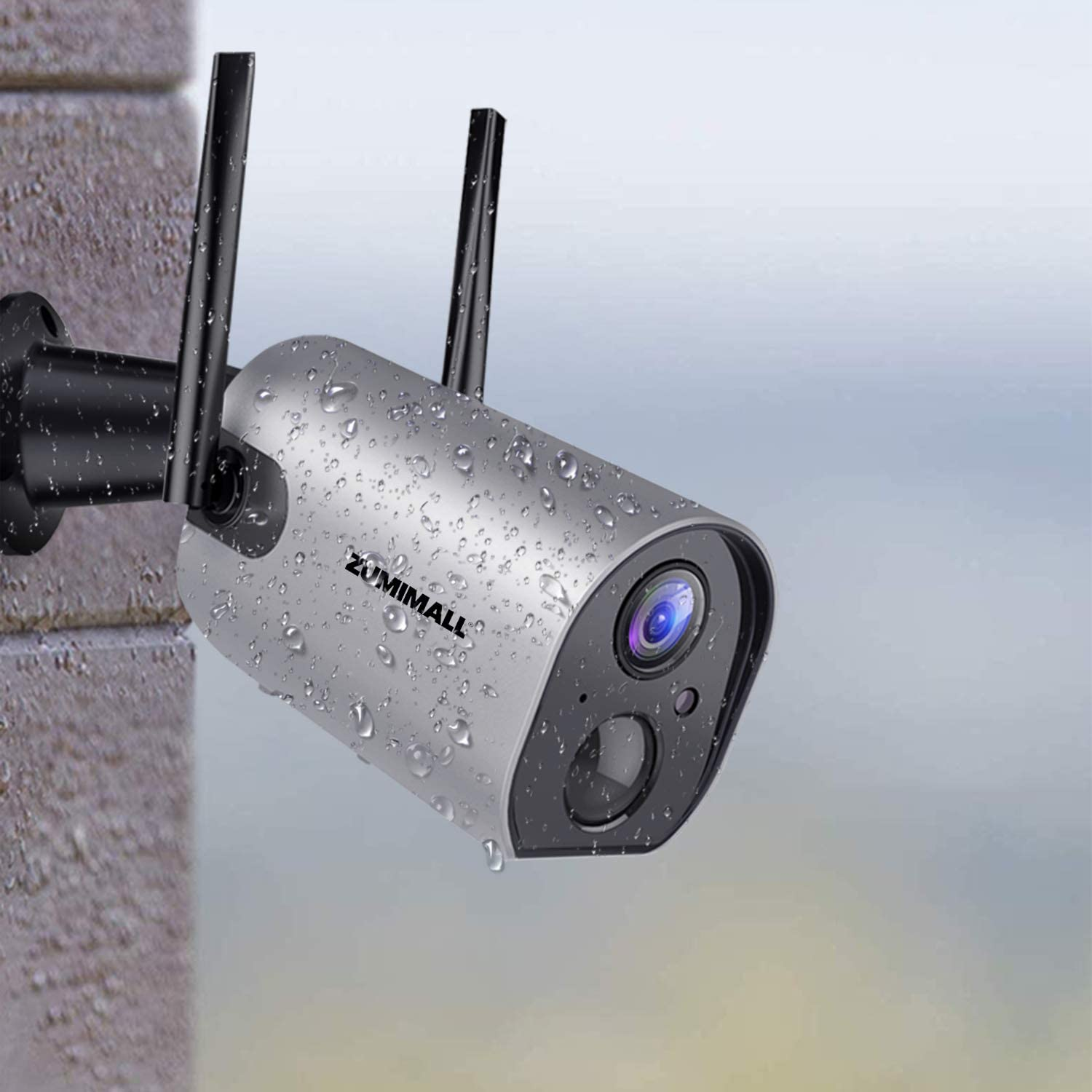 Night Vision Waterproof Camera