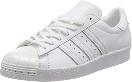 adidas Superstar 80's Metal Toe Femme Baskets Mode Blanc
