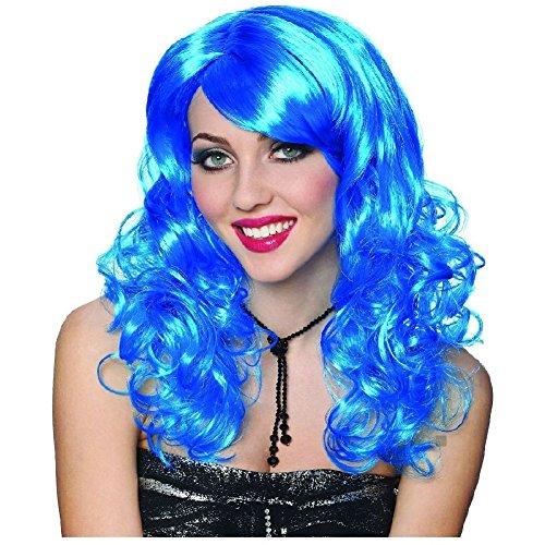 Lolita Wigs Adult Diva Pop Star Halloween Costume Fancy Dress (Star Girl Halloween Trailer)