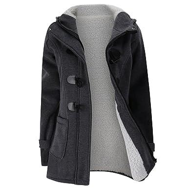 Mäntel Damen Jacke Sunnsean Outwear Wintermantel Frauen Halten Warme