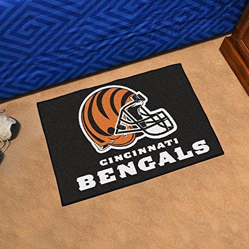 Custom Made - 5690 - Cincinnati Bengals Starter Rug 20