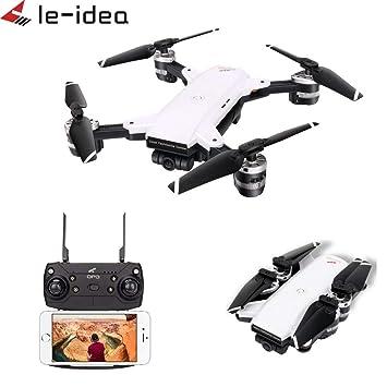 TwoCC Drone Control remoto Avión de juguete, Idea10 Rc Drone Gps ...