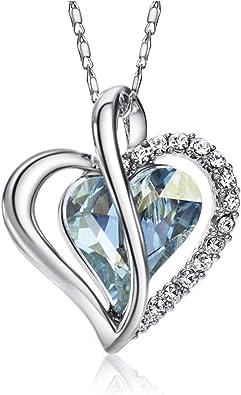 Ananth Jewels Embellished with Swarovski Heart