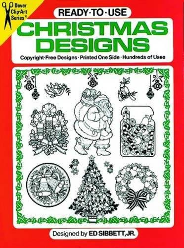 Ready-to-Use Christmas Designs (Dover Clip Art ()