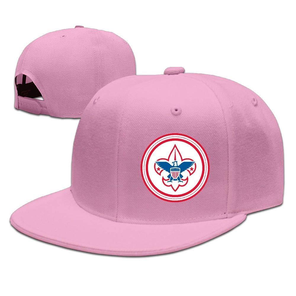 Boy Scouts.PNG Hip Hop Flat Brim Baseball Cap: Amazon.es: Ropa y ...