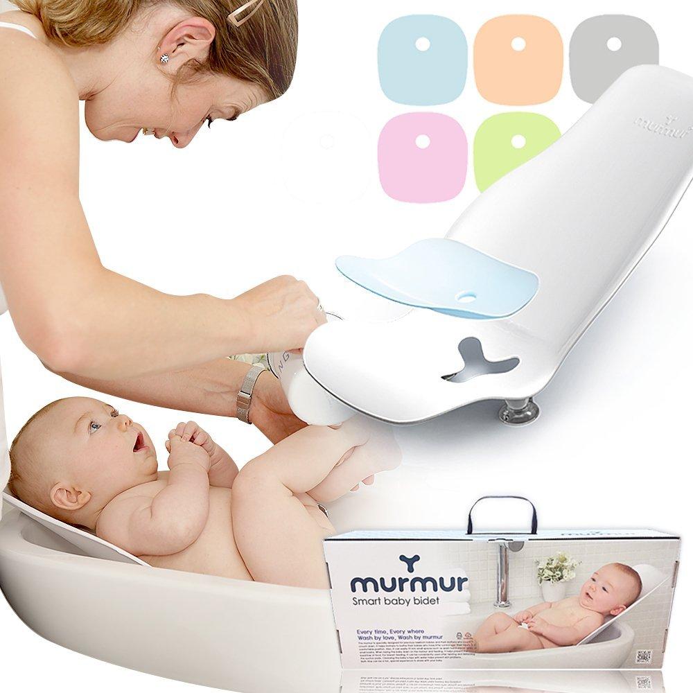 Amazon.com : murmurbaby Bathtub, Bidet And Nursing And Weaning Seat ...