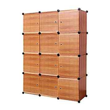 Office cube door Traditional Office Image Unavailable Homegramco Amazoncom Shop Beyond Borders 12 Cubes Closet Organizer 4tier Diy