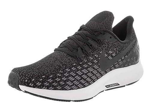 newest 1fb32 e6506 Nike Women s Air Zoom Pegasus 35 Black Oil Grey Gunsmoke White Running Shoe