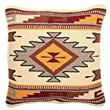 El Paso Designs Throw Pillow Covers 18 X 18- Hand Woven Wool in...