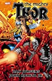 Front cover for the book Thor, Vol. 2 by Dan Jurgens