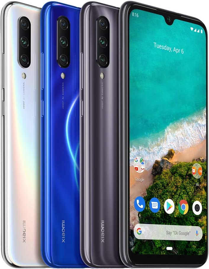 Xiaomi Mi A3 Kind of Grey 6,09
