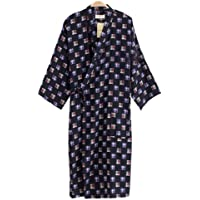 Blancho Bedding Pijamas de Kimono para Hombres Khan