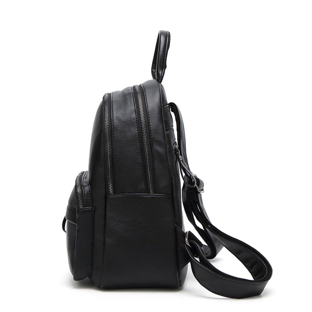 Schulter der Neuen Stil X Freizeit Fashion Lady Bag, Schwarz, 33 X Stil 26 X 13 cm 92f171