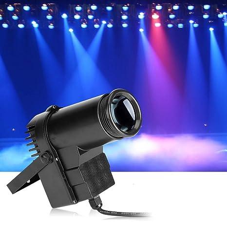 Lámpara de escena Proyector Luz, 30 W luz de estadio Eclairage ...