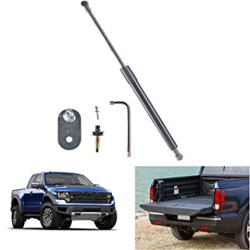 Poweka Tailgate Assist compatible with Ford F150 Truck 2004 2005 2006 2007 2008 2009 2010 2011 2012 2013 2014 Lift Support