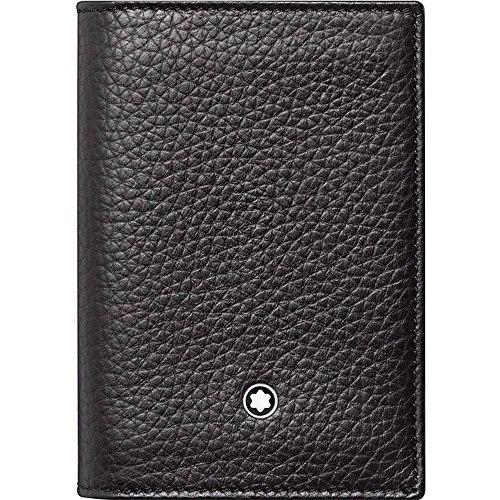 Montblanc Business Card Case, black (black) - 113310