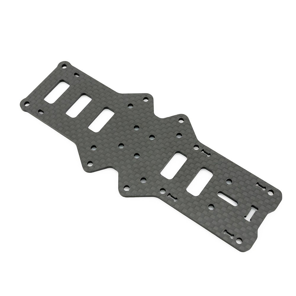 Lumenier QAV-R (Light) Carbon Fiber Bottom Plate