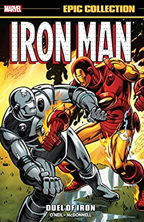 TAURUS APP DENNY O/' NEIL STORY Marvel Comics 1984 THE INVINCIBLE IRON MAN #183
