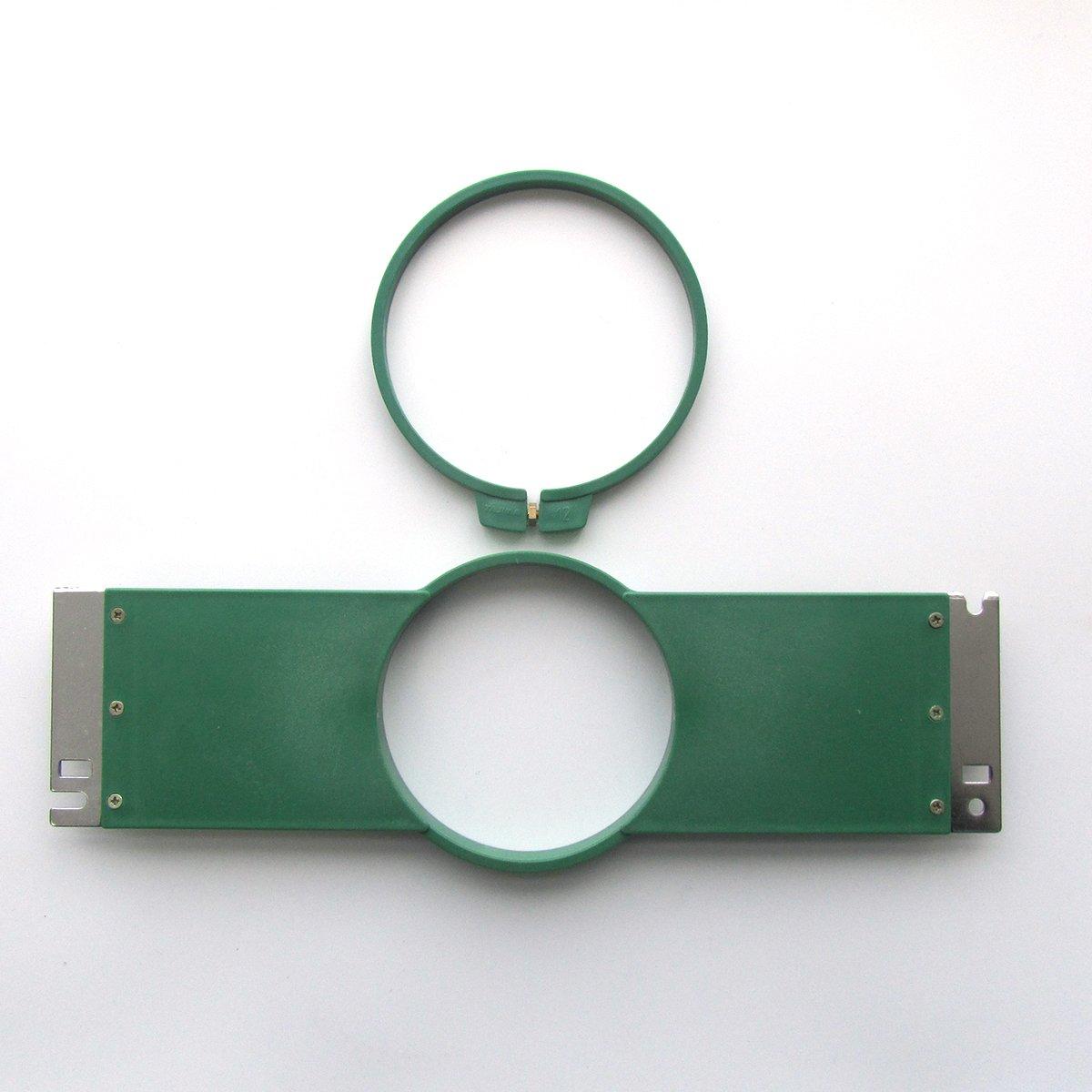 KUNPENG - 1 piezas Aro de bordado de 12 cm 4.7