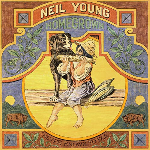 Neil Young - Homegrown : Neil Young, Neil Young: Amazon.es: Música