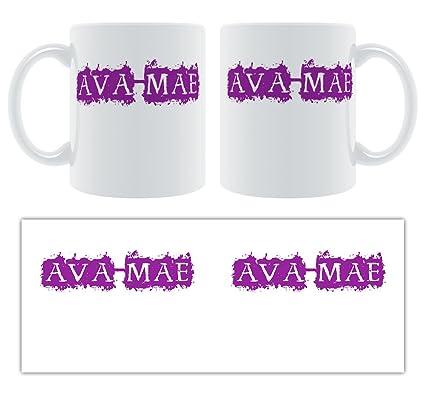 AVA-MAE - Grunge diseño de pintura personaliseitonline ...