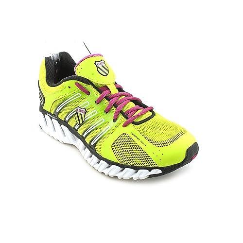 K-Swiss - Zapatillas de Running de material sintético Mujer: Amazon.es: Zapatos y complementos