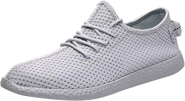 YGbuy-Malla Transpirable Zapatillas/Zapatillas De Deporte/Zapatos del Ocio/ Peso Ligero Running Zapatillas Verano: Amazon.es: Zapatos y complementos