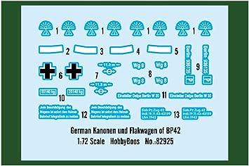 Hobbyboss HBB82925 Kit per modellismo vari in plastica