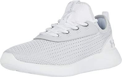White Blanco Zapatillas de Running para Mujer 40 EU Under Armour UA W Charged Pursuit 2