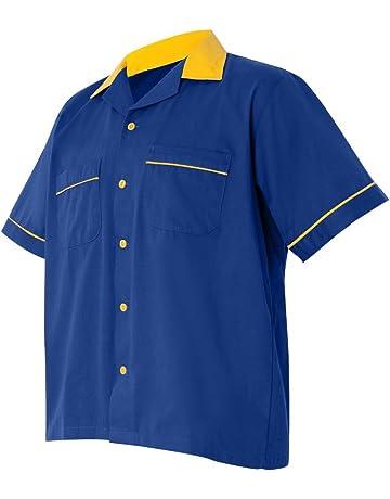 63e83bd0 Hilton HP2244 - GM Legend Bowling Shirt