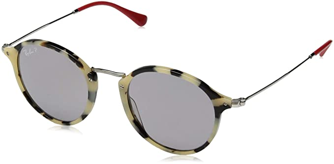 Amazon.com: Ray-Ban RB2447 Gafas de sol redondas/clásicas ...