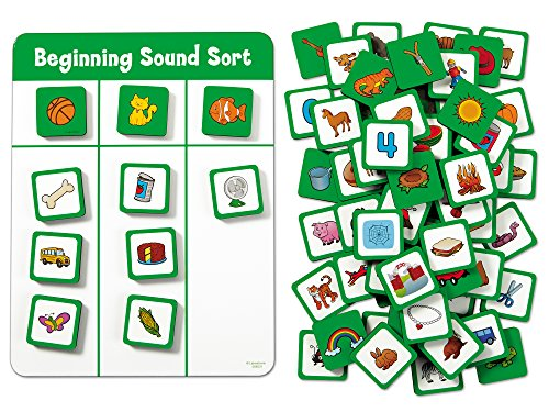 Lakeshore Beginning Sounds Magnetic Sorting Board