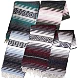 Authentic Mexican Yoga Falsa Blanket (Assorted)
