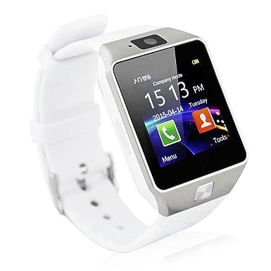 Reloj de pulsera inteligente Voyto® DZ09 con teléfono, bluetooth, cá