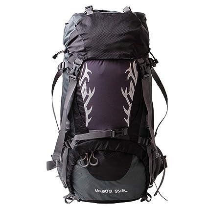 82a4c4ed7edd Amazon.com: MSNDD 50L/60L Foldable Skin Pack Large Capacity Light ...