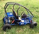 Big Horn 70cc Go Kart w/ Electric Start - 70cc