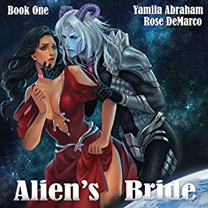 Alien's Bride, Book One Audiobook