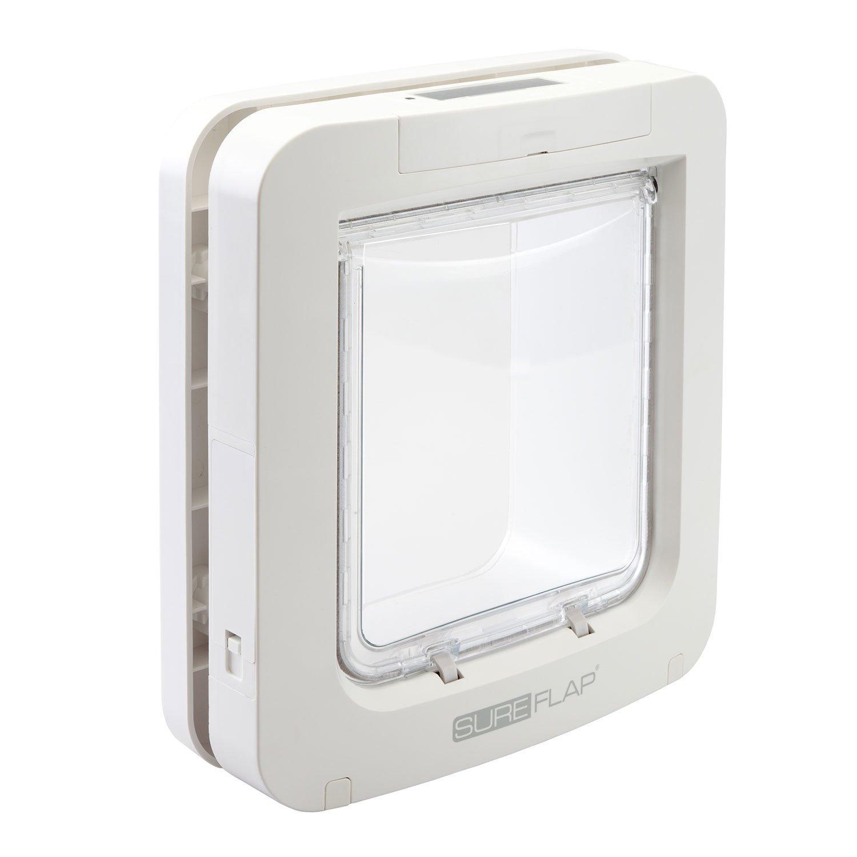 SureFlap Microchip Pet Door in White, Large