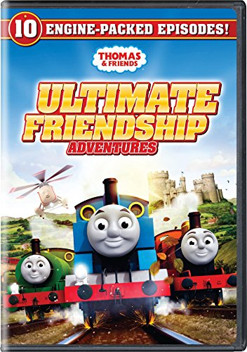 Thomas & Friends: Ultimate Friendship Adventures (Starlite Studios Collections)