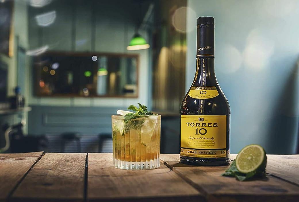 Torres 10 - El Mejor Brandy barato del Mercado