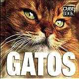 Cube Book: Gatos (Spanish Edition)